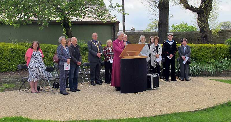 The Dedication of the Garden
